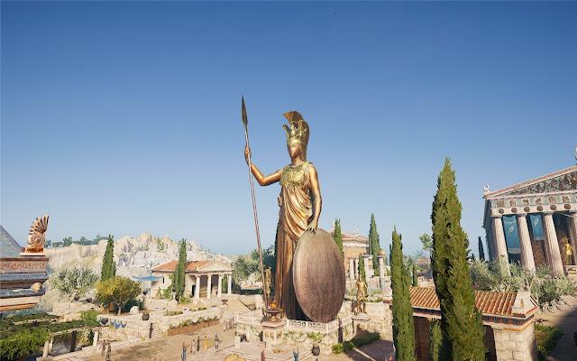 Athena Theme & New Tab