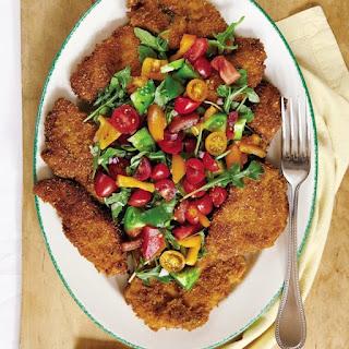 Breaded Chicken Cutlets (aka Grandma Jody's Chicken).