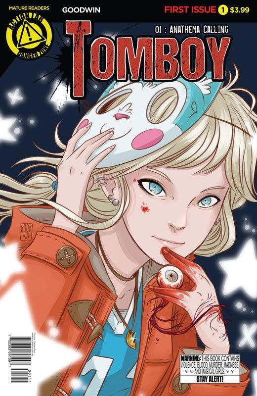 Tomboy (2015) - complete
