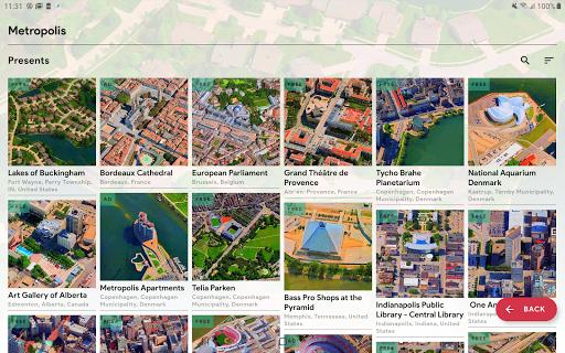 Metropolis 3D City Live Wallpaper [FREE] 🏙️ screenshot 11