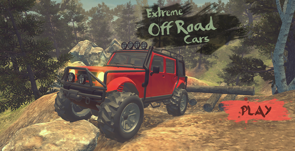 Extreme OffRoad Cars- screenshot