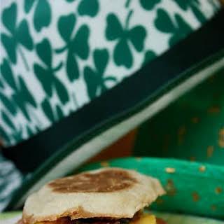 Green Eggs and Ham Sandwiches.
