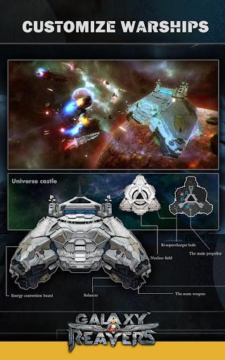 Galaxy Reavers - Starships RTS 1.2.19 androidappsheaven.com 11