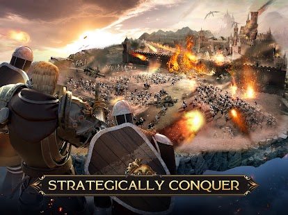 Clash of Kings : Wonder Falls Screenshot