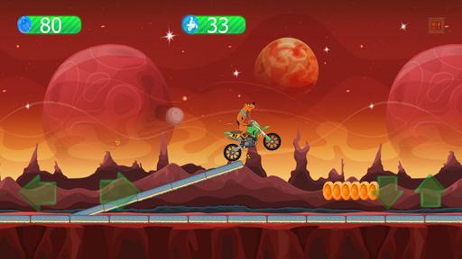 Scooby Doo Papa Biker Racing 1.0 screenshots 4