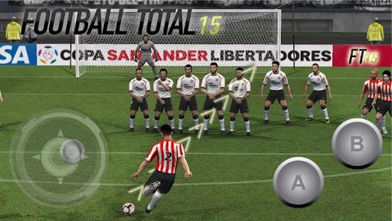 Football Total 2015 apk screenshot 6