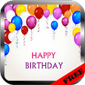 Free Birthday Card icon