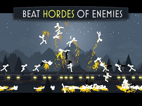Stick Fight: Shadow Warrior apk screenshot