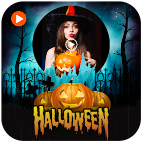 Halloween Photo Video Maker