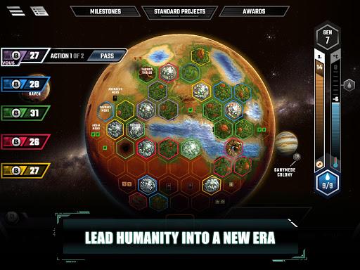 Terraforming Mars screenshot 7