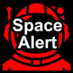 Space Alert Turn Resolver