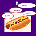 Know your calories icon