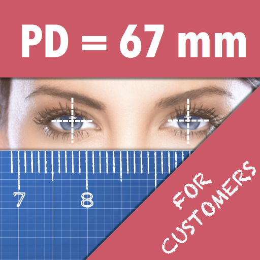 30e8aaedbc Pupil Distance Meter