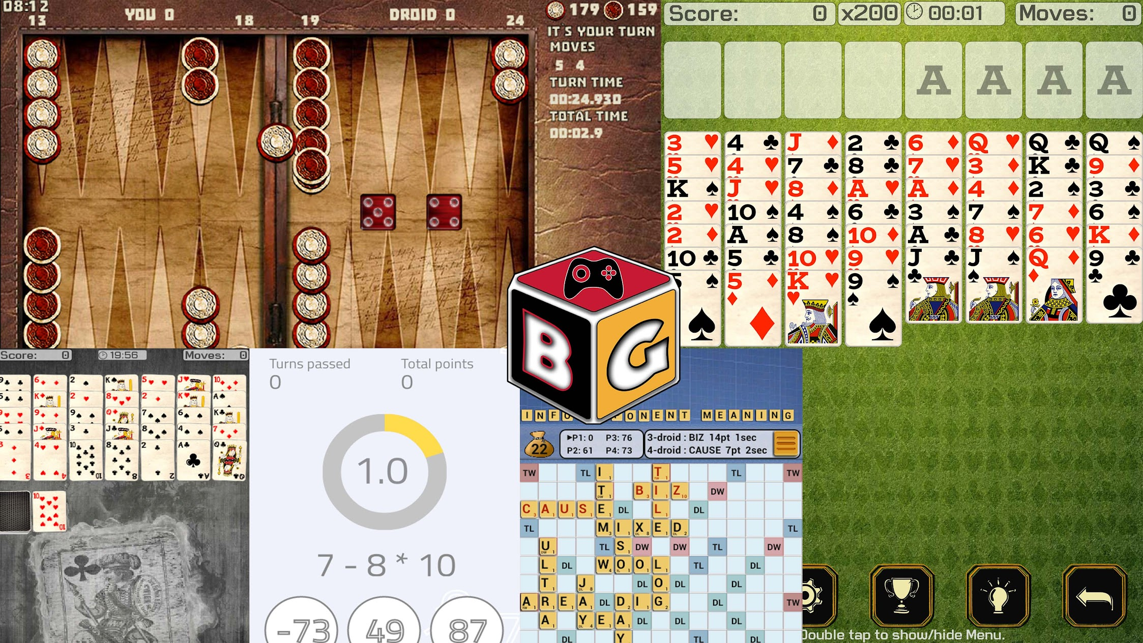 BP Mobile Games