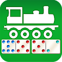 Mexican Train Dominoes Classic icon