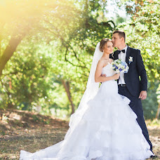Wedding photographer Tatyana Levickaya (darina07). Photo of 06.05.2016
