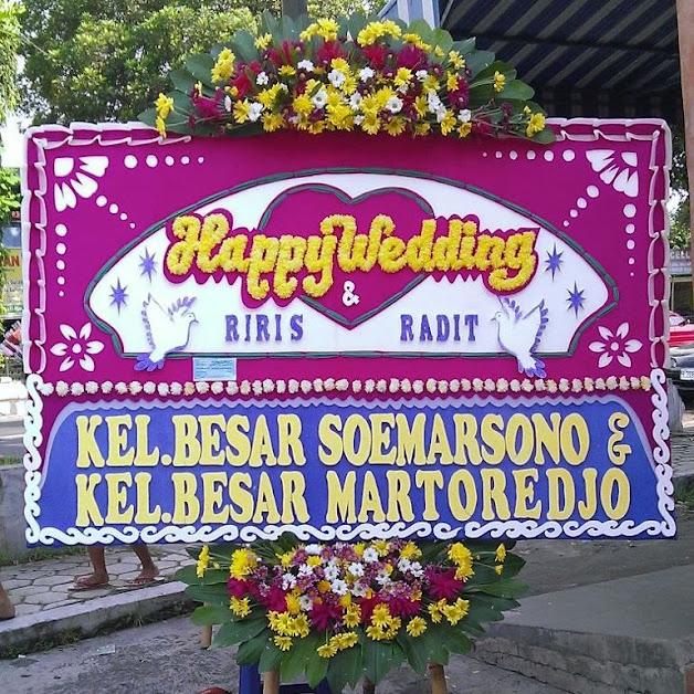 Toko Bunga Papan Pernikahan Sragen