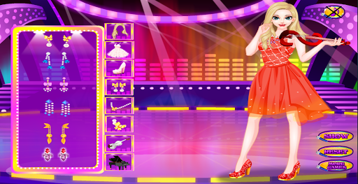 Star Girl: Beauty salon games 1.0.0 Screenshots 5