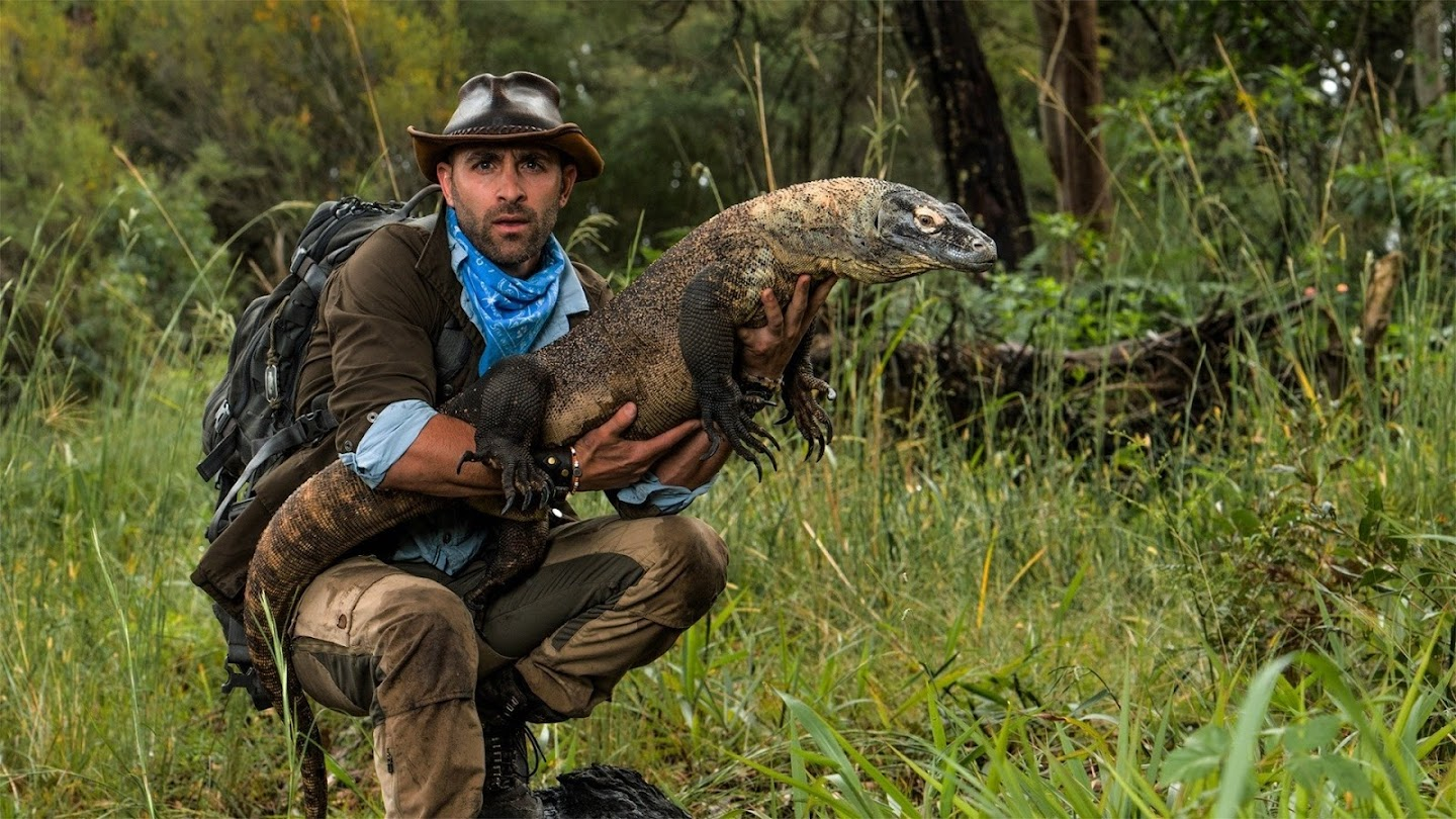 Watch Coyote Peterson: Brave the Wild live