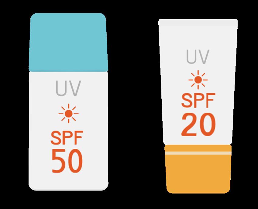 紫外線対策~日焼け止めの選び方01~