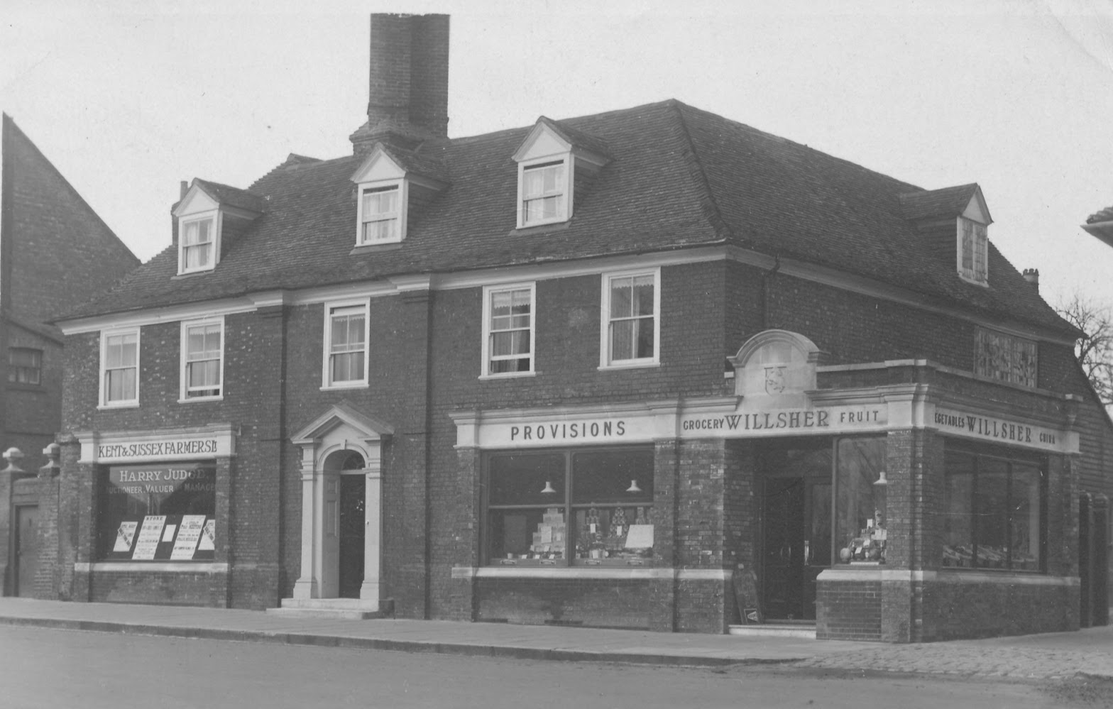 Tenterden Archive photos - East Cross to Town Hall