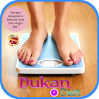 Dukan Diet Guide and Recipes icon