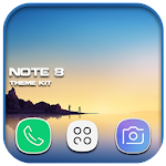 Note 8 theme kit Icon