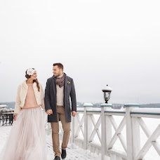 Wedding photographer Luiza Yudilevich (luizabesson). Photo of 18.01.2018