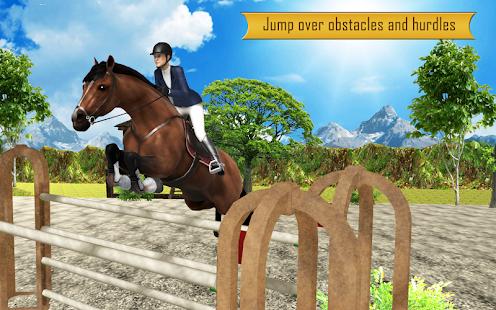 Horse Riding : Simulator - náhled