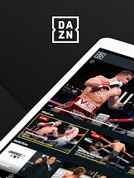 DAZN Live Fight Sports: Boxing, MMA & More APK screenshot thumbnail 13