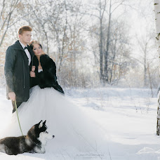 Wedding photographer Alina Fomicheva (Lollipop). Photo of 25.01.2016
