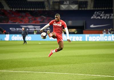 Le jeune belge Eliott Matazo titulaire avec Monaco