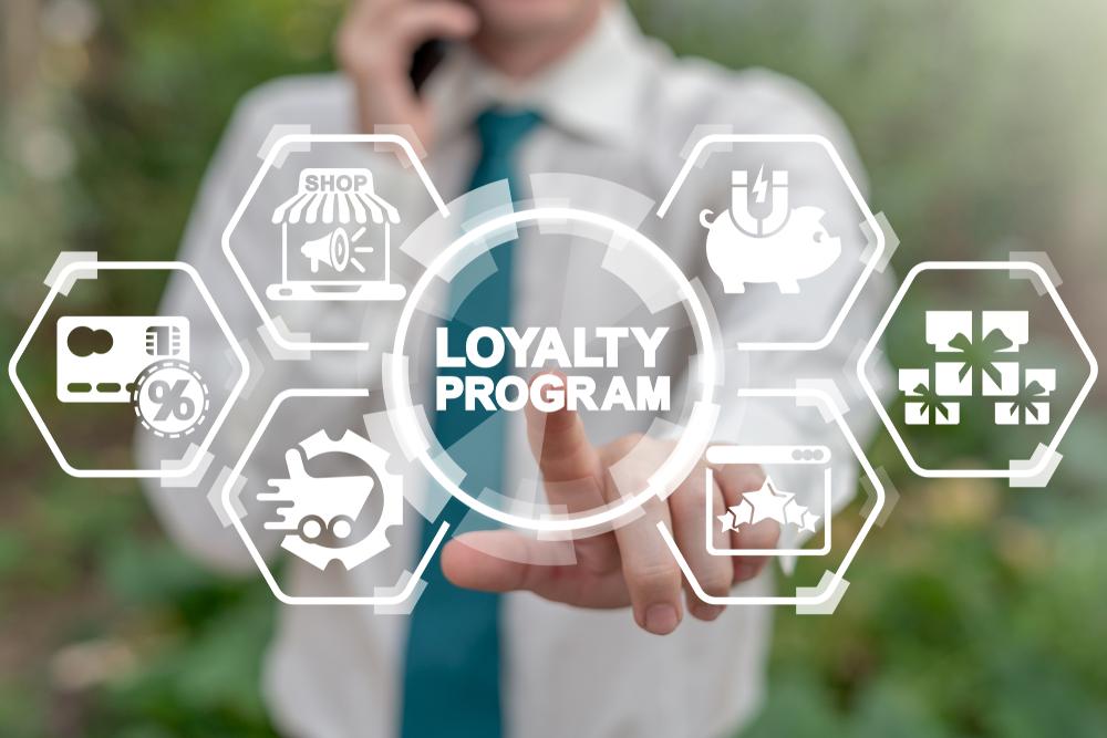 Loyalty program merupakan bentuk apresiasi pada pelanggan setia.