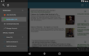 screenshot of MailDroid - Free Email Application