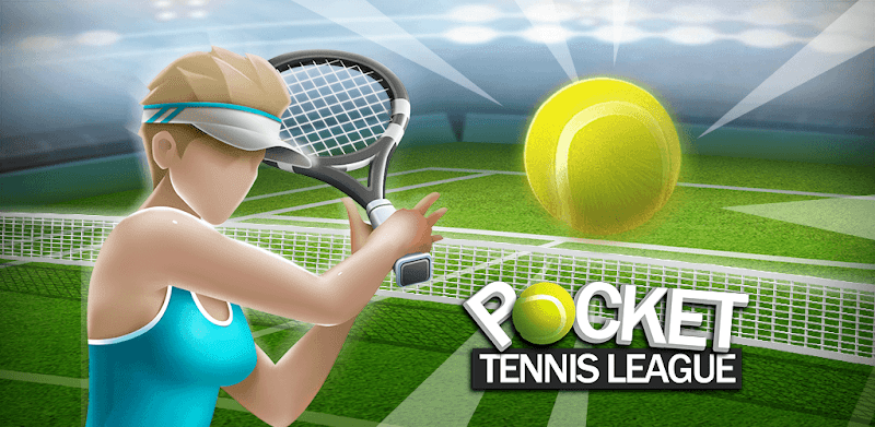 Pocket Tennis League – APK MOD HACK – Dinheiro Infinito