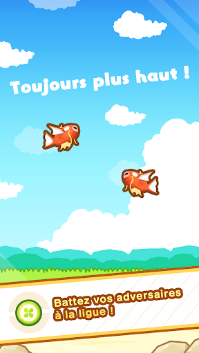 Code Triche Poku00e9mon : Magicarpe Jump APK MOD screenshots 3