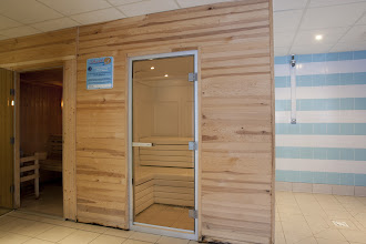 Photo: Sauna de la résidence