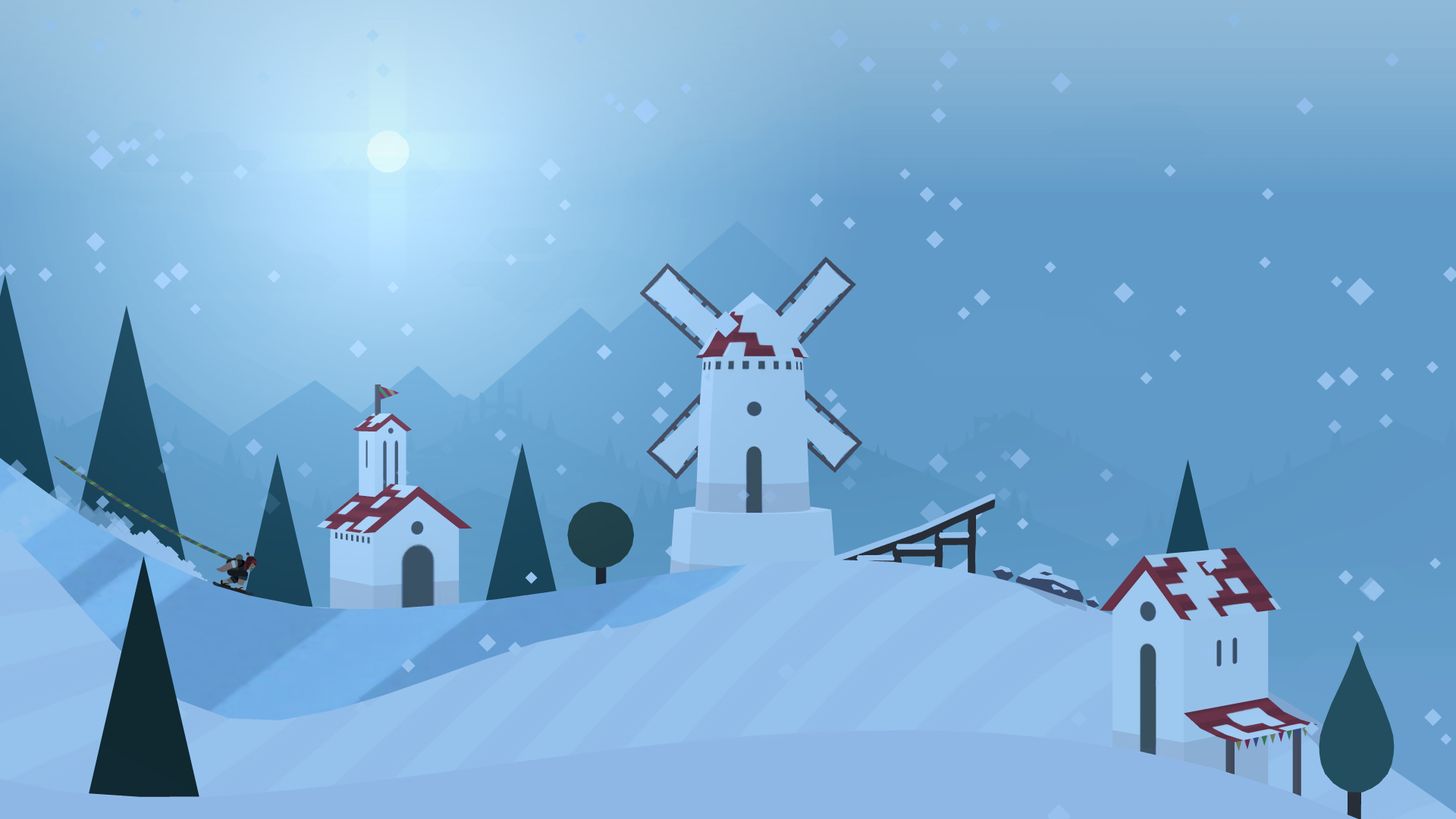 Alto's Adventure screenshot #4