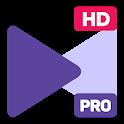 PRO-Video player KM, HD 4K Perfect Player-MOV, AVI icon