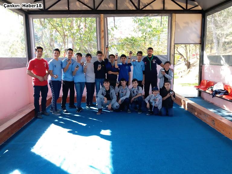 Çankırı Serhat Gençlik, Spor ve İzcilik Kulübü izcileri