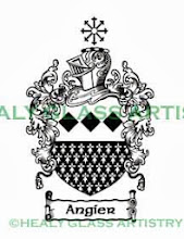 Photo: Angier Family Crest Angier Coat of Arms