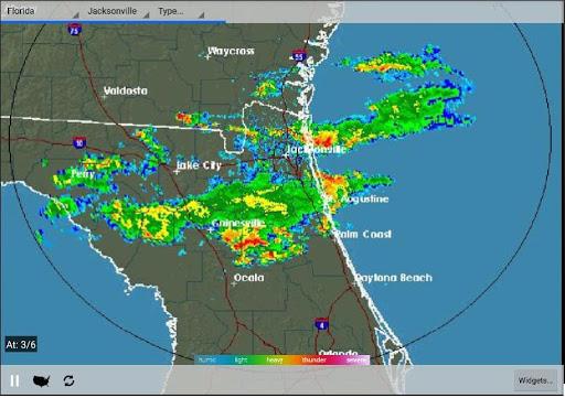 Weather Radar Widget screenshot 14