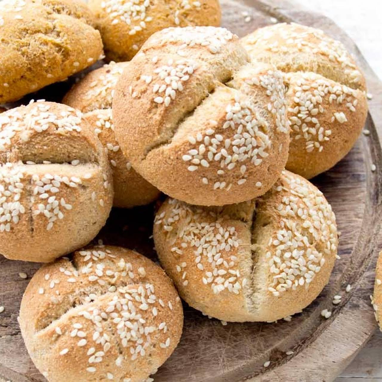Keto Breakfast Buns (Low Carb, Paleo)