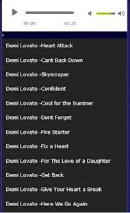 Lagu Demi Lovato terpopuler - náhled