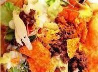Our Taco Salad Night