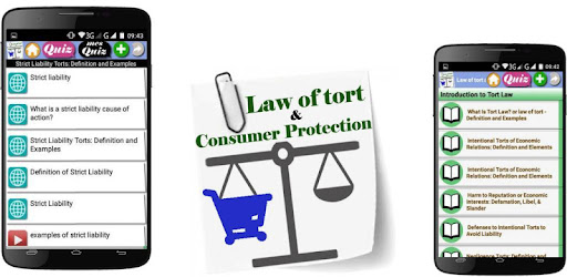 Law Of Tort And Consumer Protection Apps On Google Play