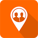 Arrived - Free Family Locator icon
