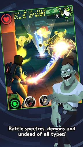 Ghostbusters™: Slime City screenshot 3