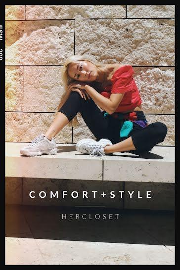 Comfort & Style - Pinterest Pin template