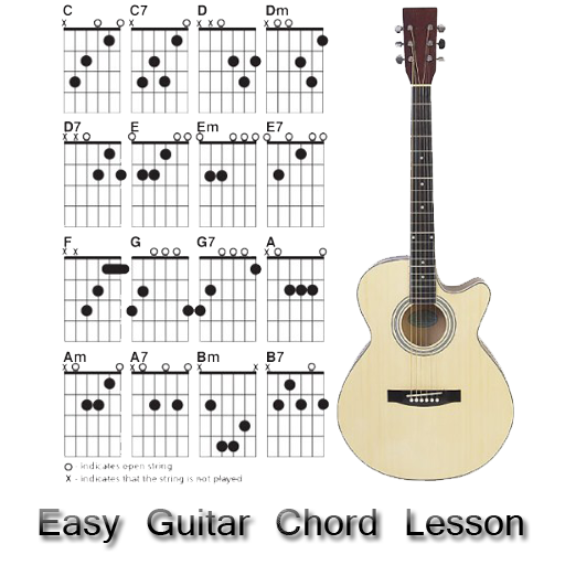 Easy Guitar Chord Lesson - Apps on Google Play